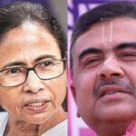 BJP ने 57 सीटों पर घोषित किए उम्मीदवार, ममता के खिलाफ लड़ेंगे सुवेंदु