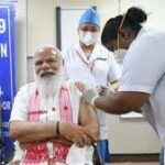 मैंने एम्स में कोरोना वैक्सीन कीपहली खुराक ली, यह प्रशंसनीय है -नरेंद्र मोदी